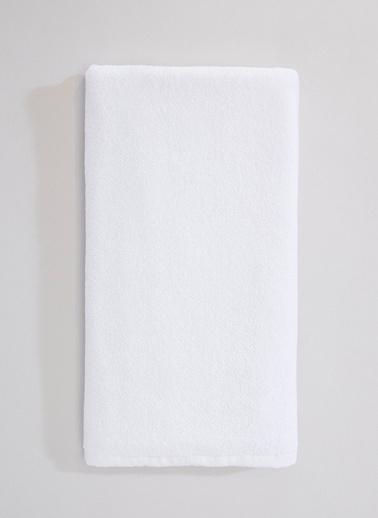 Chakra Rita Banyo Havlusu 70*140 Beyaz - 70x140 Beyaz